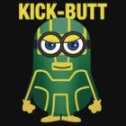 Kick-Butt Minion by kridel
