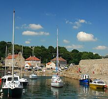 Dysart Harbour (Kirkaldy) by This is Fife Scotland