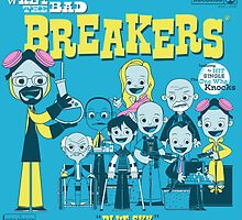 Walt and the Bad Breakers by jo3bot