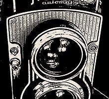 Vintage Camera by 100dollarbill