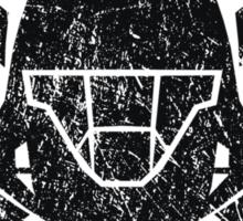 ODST Helljumpers (Black Scratched) Sticker