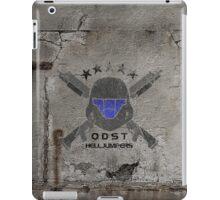 ODST Helljumpers (Color Scratched) iPad Case/Skin