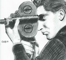 Robert Capa by Christopher Colletta