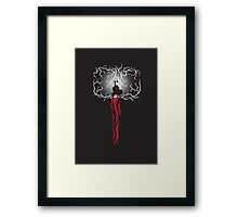 Might of Mjolnir Framed Print