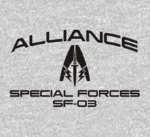 Alliance special forces by Draygin82