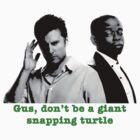 Gus - Turtle by trevorbrayall
