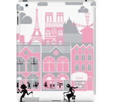A view of Paris, France iPad Case/Skin