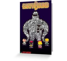 Earthbound Enemies Poster Greeting Card