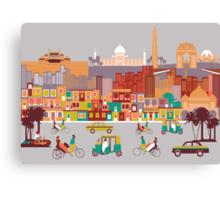 New Delhi, India Canvas Print