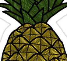 Pineapple Sticker Sticker
