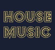 HOUSE MUSIC by Kipper Doodles