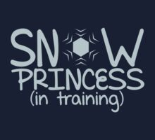 Snow princess in training by jazzydevil