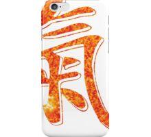 The Sun | Chi Symbol | Fresh Universe iPhone Case/Skin