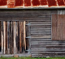 shed 2 by Ross Hipwell