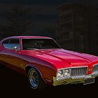 Oldsmobile 442 by Keith Hawley