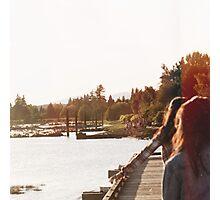 The Boardwalk Photographic Print