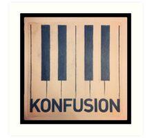 Konfusion, Something Corporate Art Print