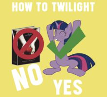 How Do I Twilight? by Geekster23
