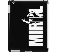 Mirin. (version 2 white) iPad Case/Skin
