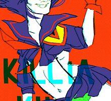 neon ryuko  by insozzz