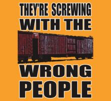The Wrong People by perilpress