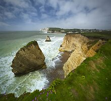 Isle of Wight seascape by JBlaminsky
