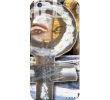 life is art thou iPhone Case/Skin