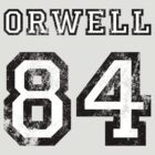 George Orwell - 1984 by hypetees