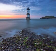 Penmon Lighthouse, Anglesey by RossDavidson
