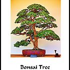 Bonsai Tree by tvlgoddess