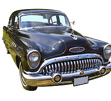 1953 Buick Special Antique Car by KWJphotoart