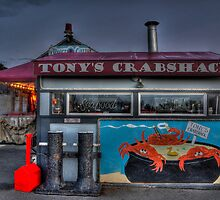 Tony's Crabshack In Bandon Oregon by thomr
