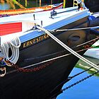 Ernestina's bow and her entourage... by Poete100