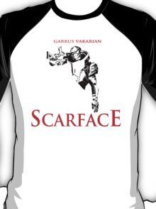 Garrus Scarface T-Shirt