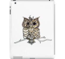 Steampunk Owl iPad Case/Skin