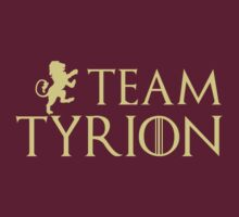 Team Tyrion by AllisaB