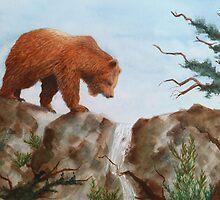 Bear by Lisa Gibson