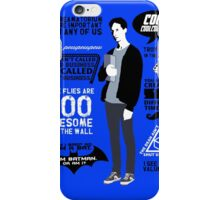 Abed Quotes iPhone Case/Skin