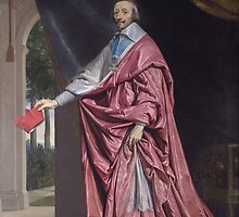 Cardinal Richelieu by PattyG4Life