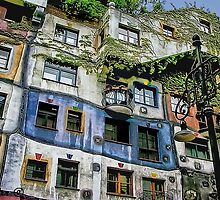 Hundertwasser House by jules572