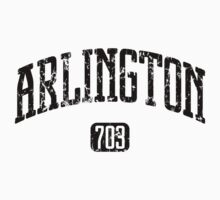 Arlington 703 (Black Print) Kids Clothes