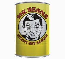 Mr Beans In A Can - Parody T Shirt by wordsonashirt