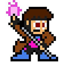 8-bit Gambit by groundhog7s