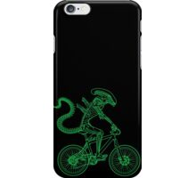 Alien Ride iPhone Case/Skin