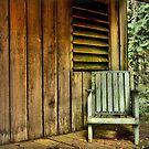 The Shack on Sefton Cottage - Mt Wilson NSW by Bev Woodman