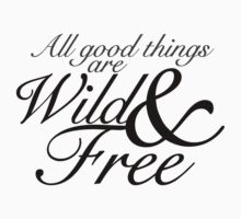 Wild and free by Boogiemonst