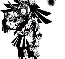 Skull kid by Okami73780