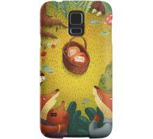 The Mystery Baby Samsung Galaxy Case/Skin