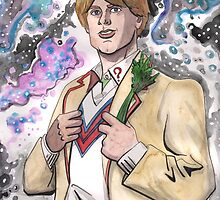 Doctor Who The 5th Doctor by Blakely737