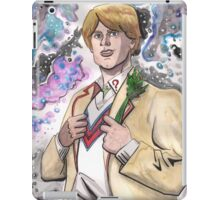 Doctor Who The 5th Doctor iPad Case/Skin
